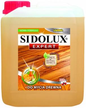 SIDOLUX EXPERT środek do mycia drewna 5l