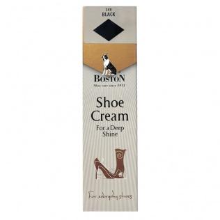 SECO Krem w tubce do butów i skóry Boston czarny 50 ml