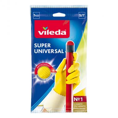 VILEDA Rękawice Super Grip S