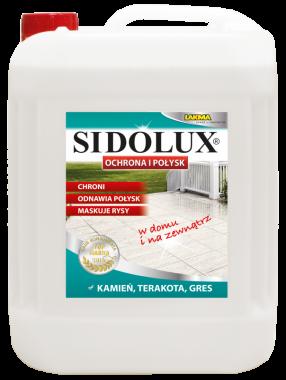 SIDOLUX EXPERT do ochrony i nabłyszczania kamienia i terakoty 5 l