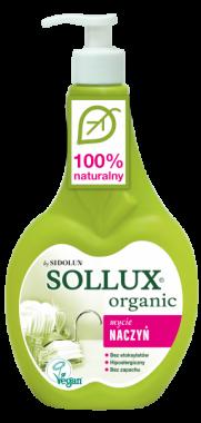 Sollux płyn do mycia naczyń