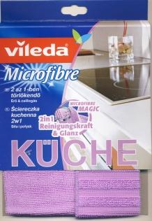 VILEDA Ściereczka kuchenna z mikrofibrą