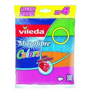 VILEDA Ściereczka Microfibre Colors