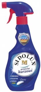 Sidolux M rozpylacz przeciw kurzowi - classic - 400ml