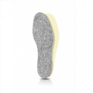 SECO Wkładki do butów Filc + Latex r. 46