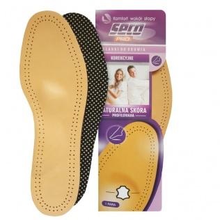 SECO Wkładki do butów pełne na płaskostopie r. 39