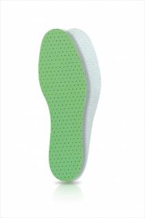 SECO Wkładki do butów lateksowe pokryte bawełną r. 45