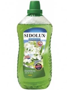 Sidolux Uniwersalny płyn do mycia podłóg 1l - konwalia